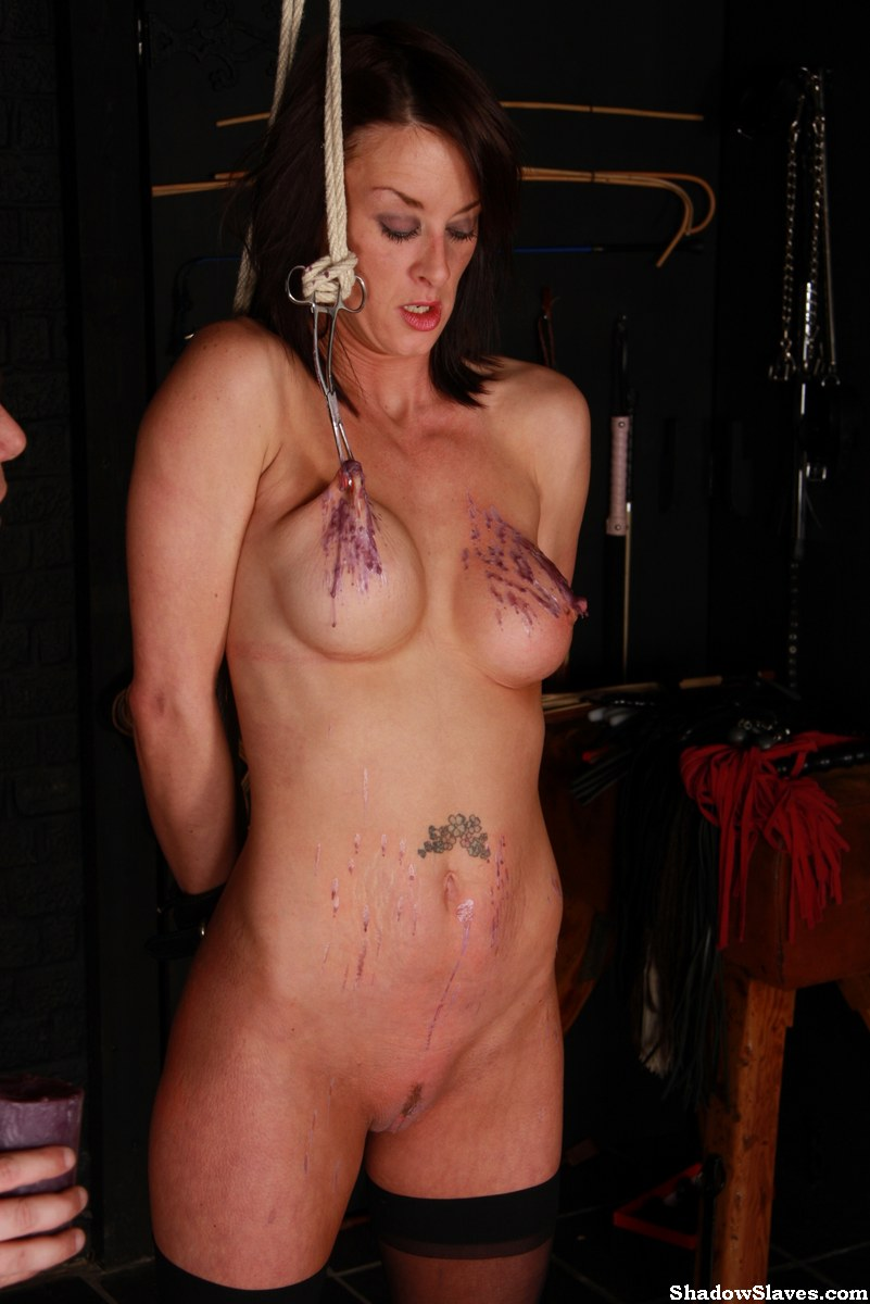 Extreme torture for german mature 4