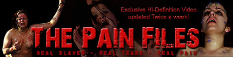 Extreme BDSM Videos at ThePainFiles.com