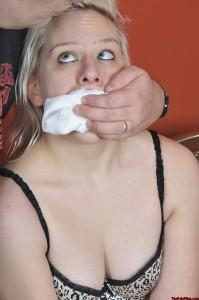 mouth gag bondage