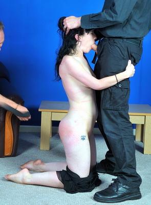 spanking-blowjob