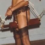 wooden horse bondage