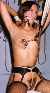 Amateur rare classic ulrike german slave in public - 5 5