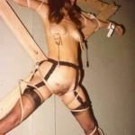 slave Isabelle - retro bdsm