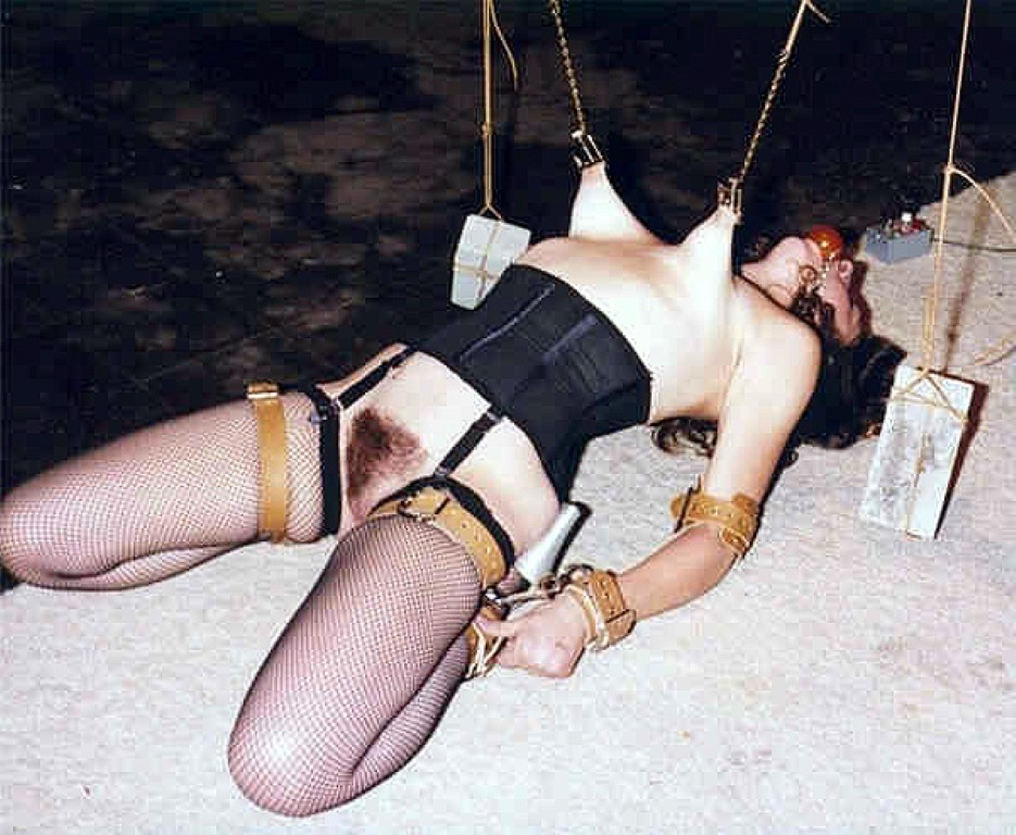 Vintage bondage sex slaves