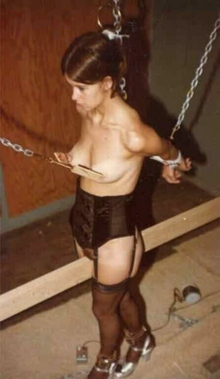 Bondage bynum photo