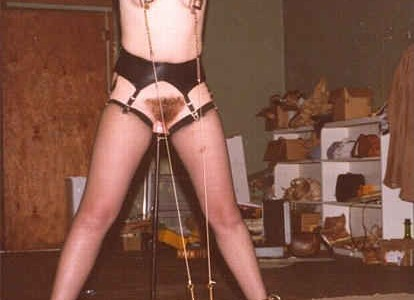 Vintage BDSM Photography – Bynum