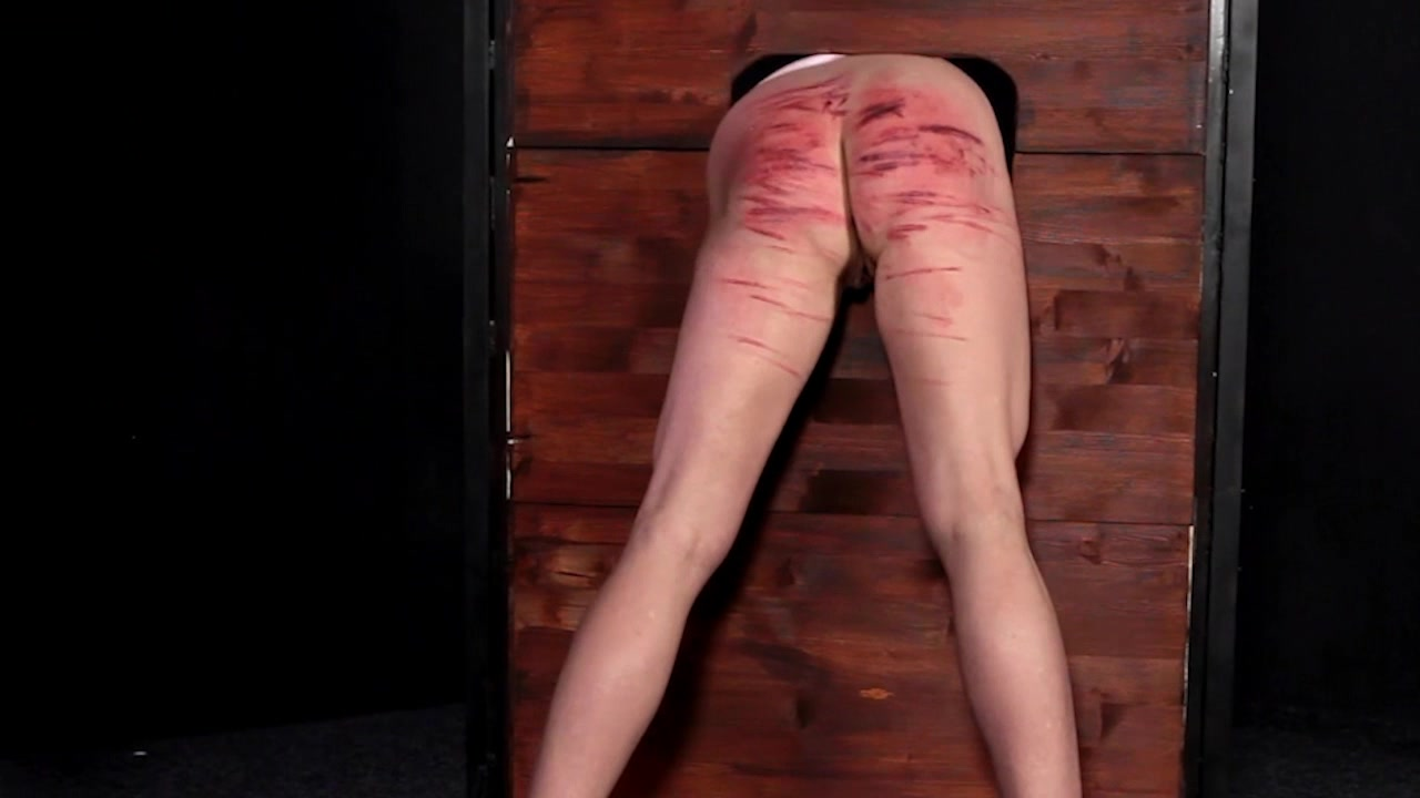 Cruel whipping and punishment by sadistic asian mistress 4
