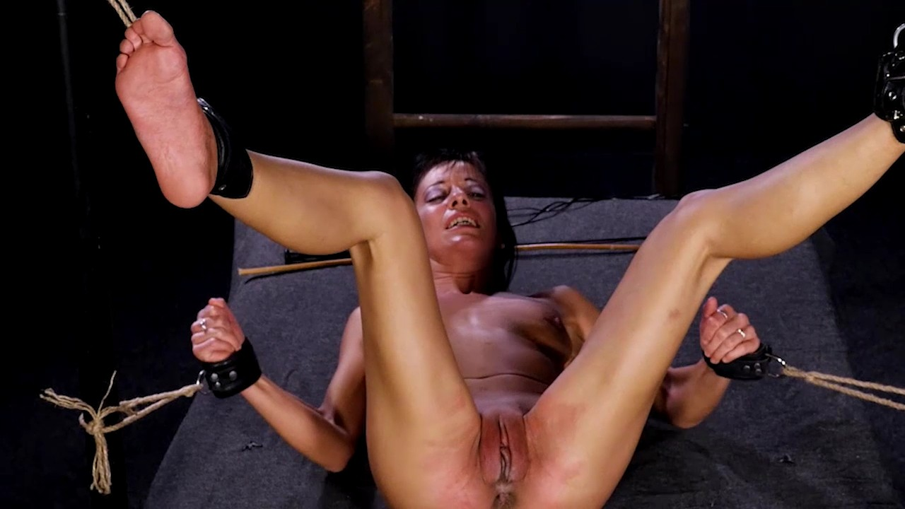 punishment porn video