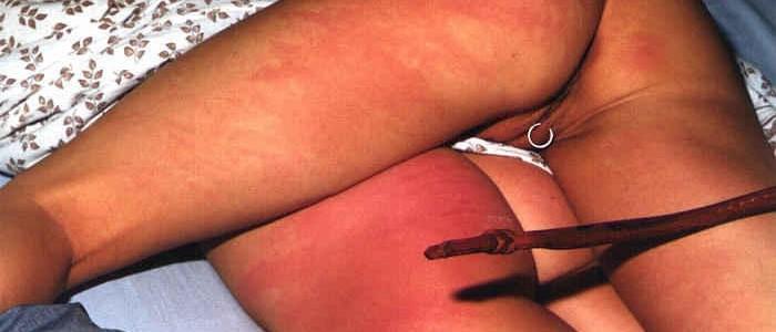 Retro BDSM of slave girl Ra in rough slave sex and hardcore sadomaso punishment