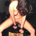 Retro BDSM of slave girl Ra in rough slave sex and hardcore sadomaso punishment