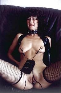 Vintage BDSM - Sklavin Ulrike 2