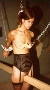 Slave Girl Isabelle - Retro BDSM