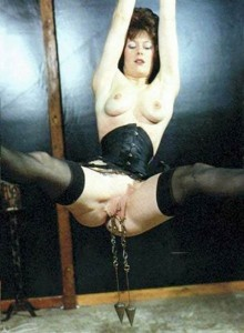 Anita Feller - Vintage BDSM Model