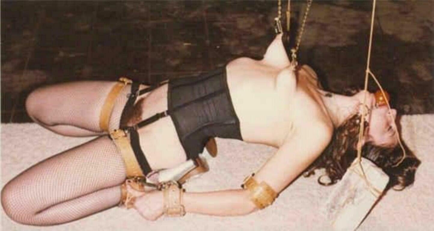 Bdsm Vintage Porn milf tit torture – retro bdsm – bdsm files